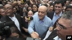 José Serra, penjabat Menteri Luar Negeri Brazil.