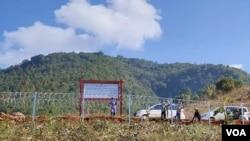 Activities on China-Myanmar borders