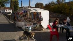 Tatar mahallalarida, Qrim