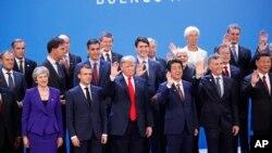 Hicivîna G20 li Arjantina