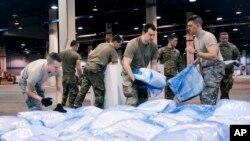 Националната гарда помага во Илиноис