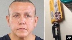 Cesar Sayoc (56 tahun), tersangka pengirim 13 paket bom