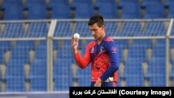 نور احمد لکڼوال د افغانستان لپاره د نړیوال جام تر څنګ د آسیا جام په سیالیو کې هم برخه اخیستې.