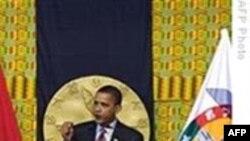 Президент возвратился в Вашингтон