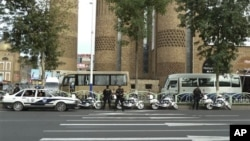 喀什襲擊事件在新疆引起很大恐慌。(資料照)