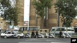 喀什襲擊事件在新疆引起很大恐慌(2012年5月23日資料照片)