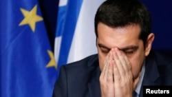 希腊新当选的左翼总理齐普拉斯