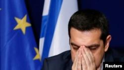 Primeiro-ministro Alexis Tsipras
