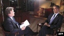 Интервью программе «60 минут» телеканала CBS