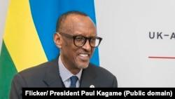 Président Paul kagame na Londres, Grande Bretagne, 20 janvier 2020.