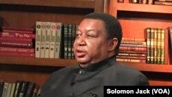 محمد بارکیندو دبیرکل نیجریهای سازمان کشورهای صادرکننده نفت، اوپک، در تابستان ۲۰۱۶ به این سمت انتخب شد.