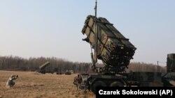 Установка протиракетної оборони біля Сохачева (Польща)