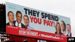 Jedan od političkih oglasa u Koloradu