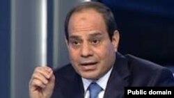 Presiden Mesir Abdel Fatah el-Sisi.