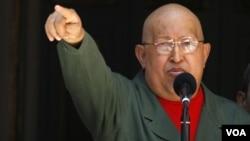 El presidente Hugo Chávez desearía ver los precios del crudo estabilizados en al menos $100 el barril.