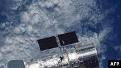 Отремонтированный телескоп «Хаббл» вновь выведен на орбиту