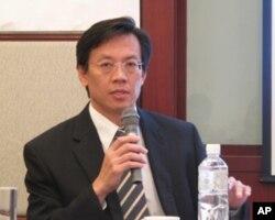 刘复国谈论两岸关系在选后走向