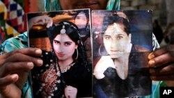 Jedna od žrtava ubistva iz časti u Pakistanu