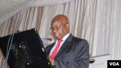 Umnumzana Patrick Chinamasa isikhulumeli seZanu PF