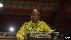 Prezidaantiin Afrikaa Kibbaa Jaakob Zumaa