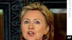Clinton: Iran Talks Somewhat Successful