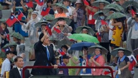 台湾总统马英九7月4日在主持汉光演习期间表示,是中华民国主导了抗日战争