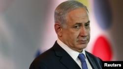 以色列总理内塔尼亚