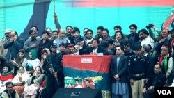 Пакистанці протестують проти американських безпілотних літаків