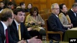 გაეროს სასამართლო საბერძნეთს აკრიტიკებს