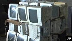 Elektronički otpad - televizori, računala, radio-aparati i mobiteli - sve je veći ekološki problem