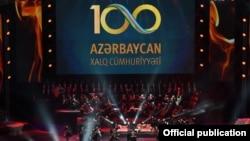 Azərbaycan Xalq Cümhuriyyətinin 100 illik yubileyi