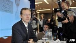 Основатель Wikileaks Джулиан Эссендж