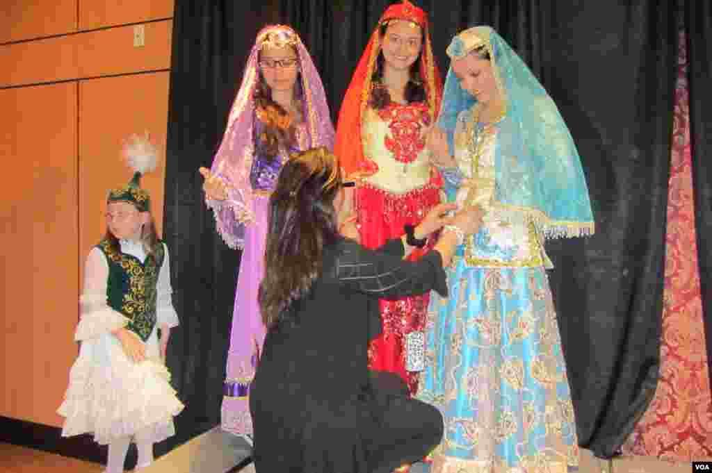 Azerbaijani National Costume Show