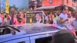در گيری ها در قاهره در سالگرد جنگ اکتبر