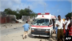 Красный Крест: в Сомали раненые не могут попасть в больницы