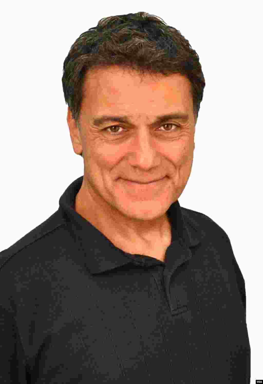 Joe DeCapua, English Health Reporter in VOA's English-to-Africa Service