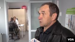 Олег Розка, мешканець села Боденьки