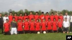 """درخشش افغانستان در""""چلنج کپ آسیا"""""""
