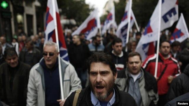En Grecia, la crisis social y la pobreza alcanzan niveles récord.
