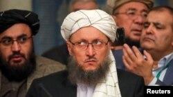 (ARŞİV) Taleban liderlerinden Abdul Selam Hanefi