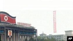 北韓軍隊對南韓國家安全構成嚴重威脅(資料圖片)