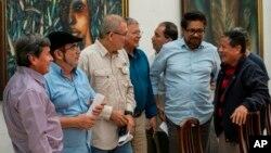 Las FARC, la mayor guerrilla de Colombia, están en camino de reincorporarse a la vida política, luego de un acuerdo de paz con el Gobierno de Santos, firmado en noviembre pasado.