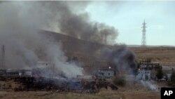 တူရကီ အေရွ႕ေတာင္ပိုင္း ရဲစစ္ေၾကာေရး စခန္း ကားဗံုးခြဲခံရ