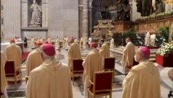 Uskršnja misa u uslovima pojačanih mera
