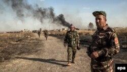 Pasukan Kurdi di Irak dilaporkan membantu etnis Kurdi di Iran yang menuntut otonomi (foto: ilustrasi).