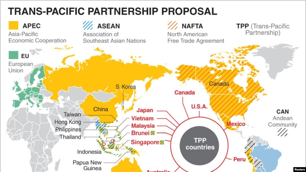 World bank sees vietnam as winner from tpp tpp countries and other global trade agreements platinumwayz