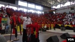 Angola Governador de Luanda Bento Bento