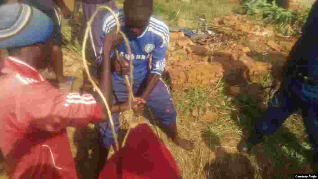 Burundi Mass Grave 4