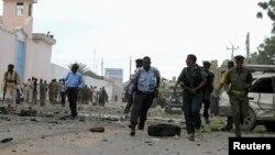 Weerarkii Xarunta UNDP - Muqdisho