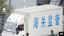 چین: ڈیزل کی قیمتوں میں اضافے پر ٹرک ڈرائیوروں کے مظاہرے